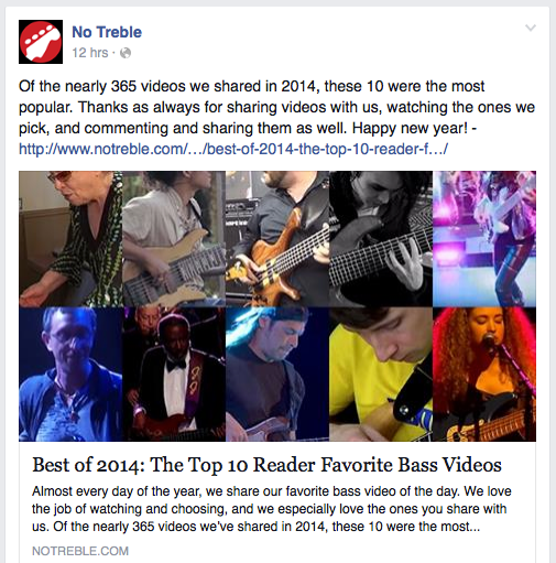 2014 bass videos top ten